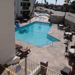 Foto de Comfort Inn Palm Springs Downtown