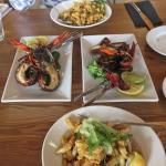 Seafood and Riverfood!