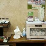 Hiroshima Pacific Hotel Foto