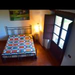 Il Molino bedroom with balcony