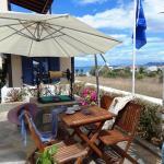 furnitured garden for relaxing summer moments