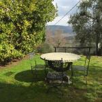 Il Molino - private garden
