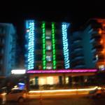 Hotel at Night April 2016.