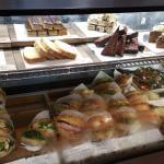 sandwiches, deserts
