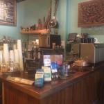 Love this place-GREAT lattes!!! Carpe diem!!!