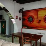 Darts -Game room at Lithos