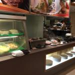 Buffet breakfast (MOP 80 for in-house guests)..