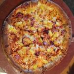 """Hawaiian"" small pizza"