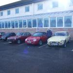 Plenty of Car Parking at the front and rear of the Hotel