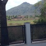 Villa Cabrera. Beautiful open outlook across nature reserve