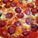 Pizza Picante! It's HOT!