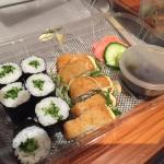 Sushi and more Sushi