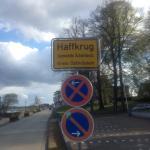 Ortseinfahrt von Sierksdorf kommend