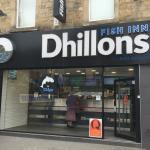 Dhillons Fish Inn