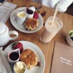 Our amazing cream tea