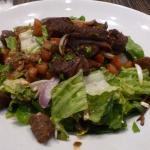Steak Tip Salad...