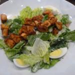 BBQ Chicken Caesar...