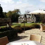Chateau-Hotel Manoir de Kertalg Photo