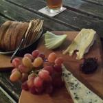 $15 cheese board for two