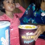 popcorn at TGV cinema