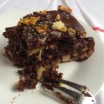 Mniam mniam! Boski tort czekoladowy