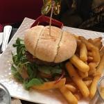 Le burger maxi 😜👍👌😘‼️