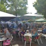 Der Alte Markt im Sommer