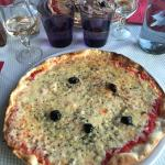 Pizza marguerite