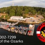 Boat rental at Lake of the Ozarks