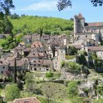 Bourg Médiéval de Saint-Cirq Lapopie