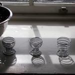 キッチンの窓