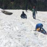 Glacier fun!