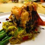 Lobster Rissoto