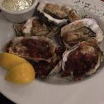 Original and Bacon/Cheese Oysters on Oyster Night(Wednesdays!)