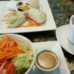 Thai Cafe - appetizers