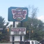 Western Sizzlin Steak House Foto