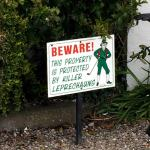 Watch out for the 'Killer Leprechauns'