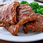 Our classic fall-off-the-bone Original Baby Back Ribs are tender and delicious!
