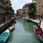 Kanal neben der Calle zum B&B