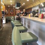 Interior - Brooklyn The Burger Joint Samsung Photo