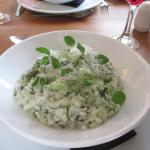 Yorkshire Asparagus and Herb Risotto.