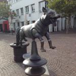 Freundschaftsbrunnen Foto