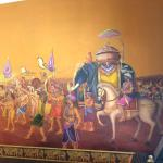 Done by painters from India
