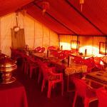 Interior - Pangong Delight Camp Photo