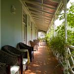 Campbell House verandah