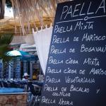 Paellas....