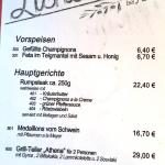 Photo de Restaurant Lichoudies Stadtkyll