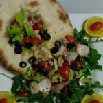 Ensalada de pulpo/Octopus salad