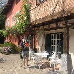 Foto de Hotel Zubieta