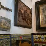 Parte de decorado de Don Raimundo